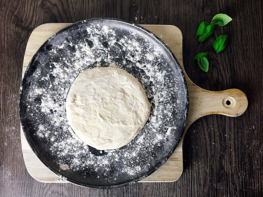 Form the dough