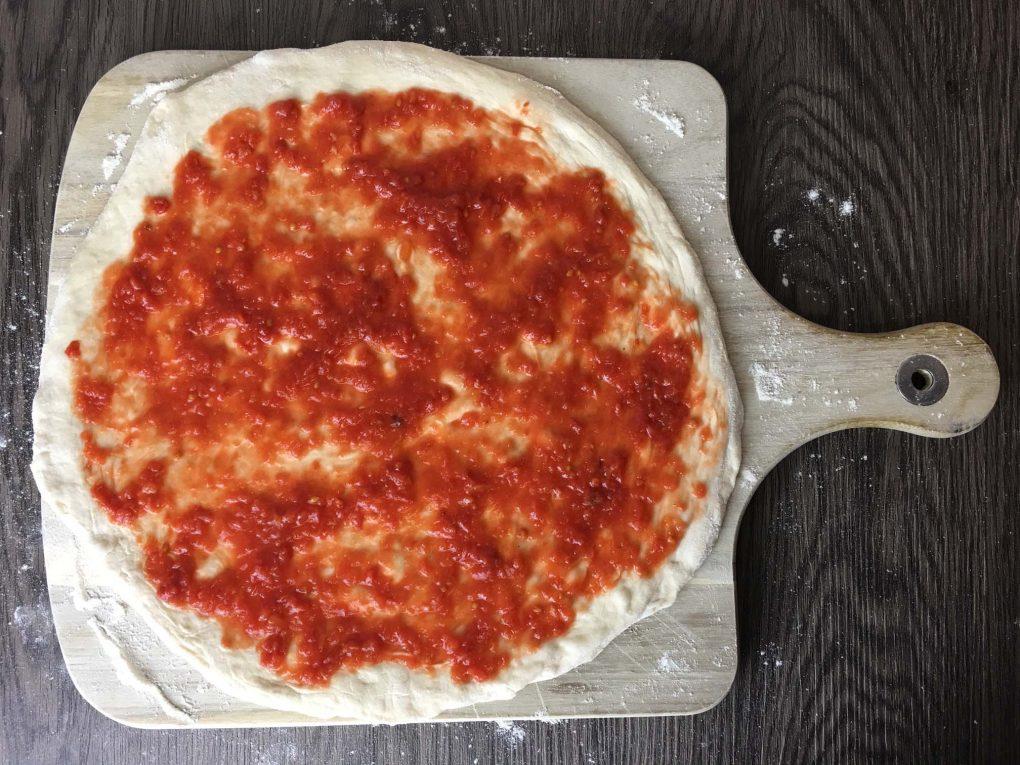 New York Style tomato sauce
