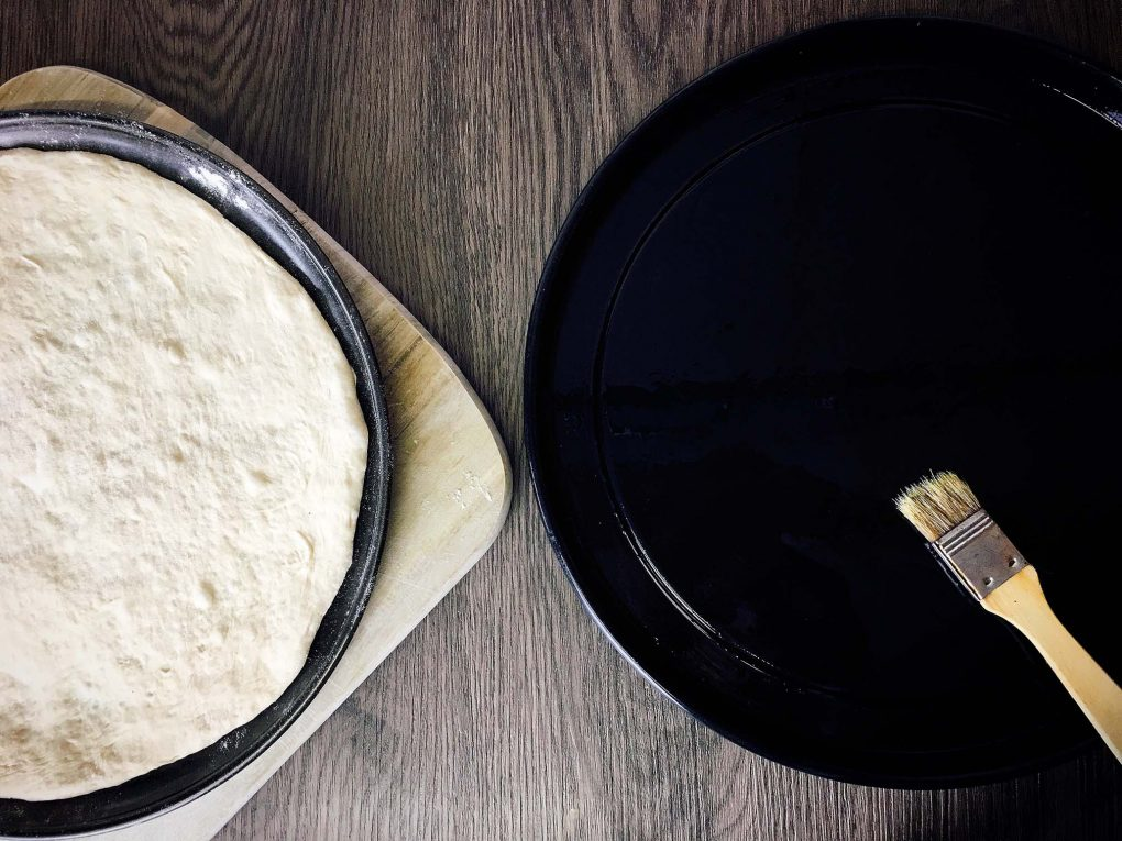 Pan Pizza Dough