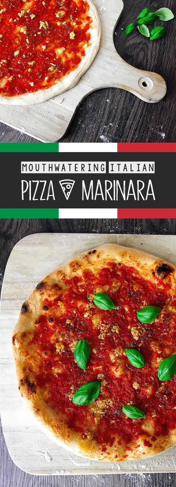 Pizza Marinara Recipe